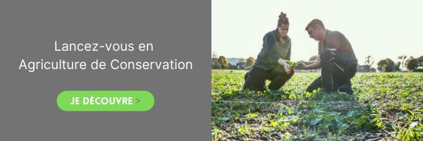 Lancez-vous en Agriculture de Conservation